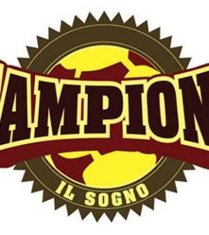 Campioni - Il Sogno, logo