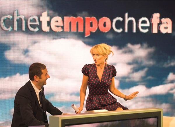 Che Tempo Che Fa, 2012