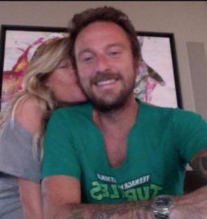 Francesco Facchinetti e Alessia Marcuzzi matrimonio