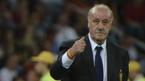 """Euro 2012. Del Bosque: """"In finale con l'Italia non partiamo favoriti"""""""