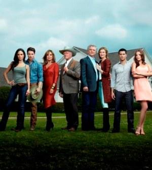 foto serie tv dallas 2012
