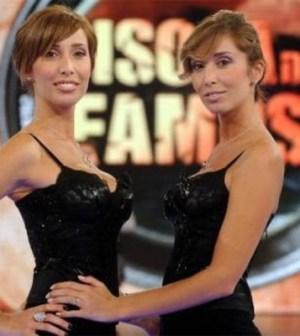 Le De Vivo ospiti di Berlusconi