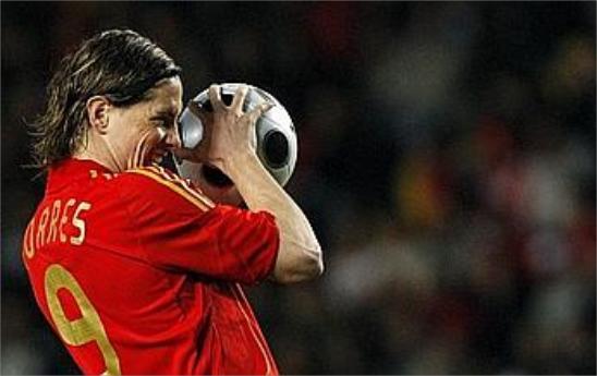 Fernando Torres, attaccante