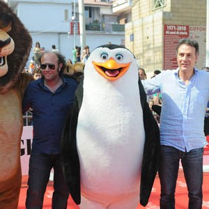 ale e franz giffoni 2012 mascotte madagascar