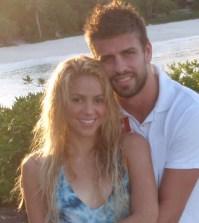 Foto Shakira incinta Piquè