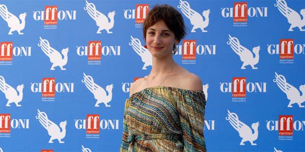francesca inaudi giffoni film festival 2012