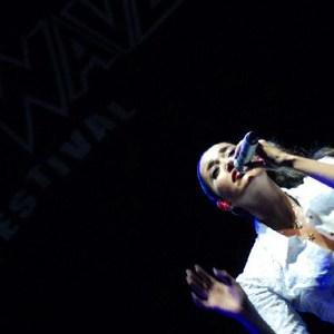 nina zilli live arezzo wave 2012