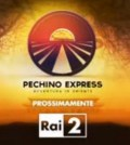 Logo di Pechino Express su Rai Due