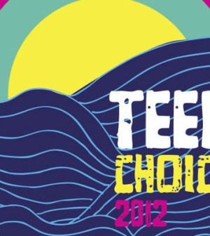 Logo di Teen Choice Awards 2012 vincitori: Simon Cowell e X Factor