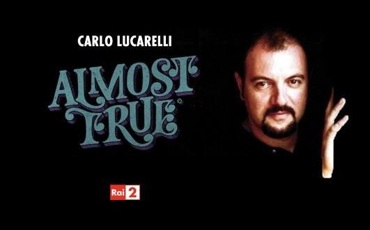 Foto di Carlo Lucarelli giornalista e scrittore
