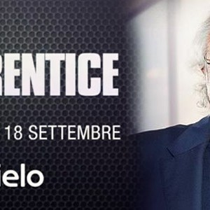 flavo briatore the apprentice cielo tv 18 settembre talent imprenditoria