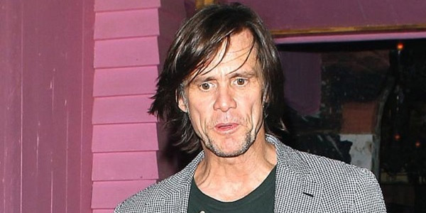 jim carrey despressione foto shock paparazzato