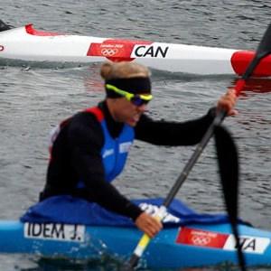 josefa idem italia italy olimpiadi londra 2012 quinto posto