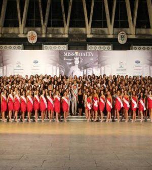 Foto Finaliste Miss Italia 2012 a Montecatini Terme