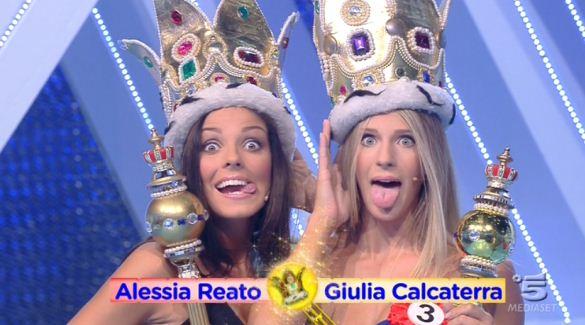 Foto di Alessia Reato e Giulia Calcaterra nuove Veline
