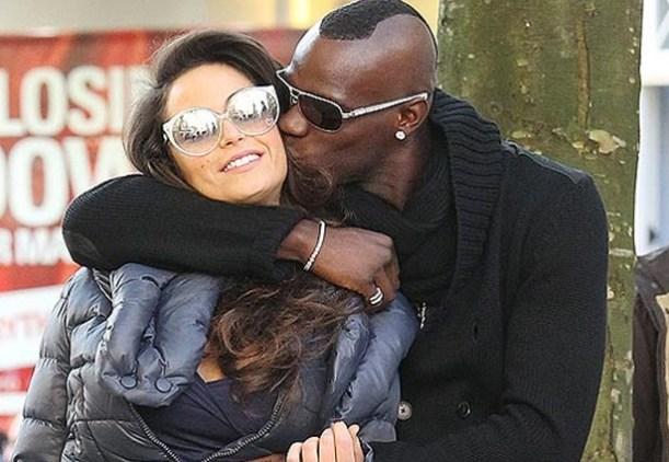 Raffaella Fico e Mario Balotelli di nuovo insieme