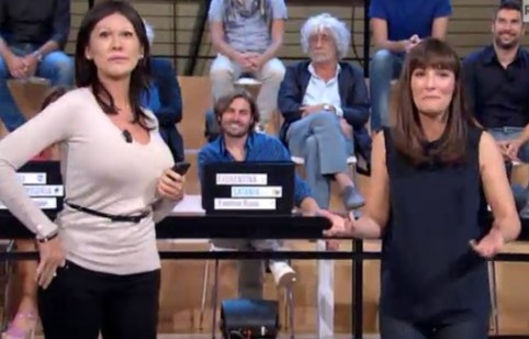 Nicole Minetti e l'imitazione di Virginia Raffaele. Reazioni dal Pdl