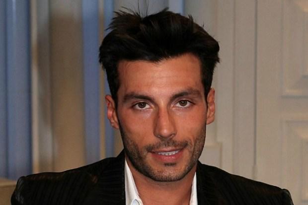 Daniele Interrante infuriato con Guendalina Canessa