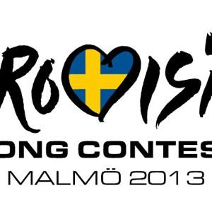 eurovision song contest 2013 logo malmo italia
