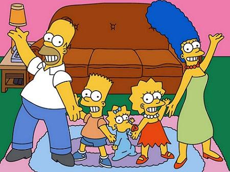 I Simpson: la Fox lancia un concorso per la gag del divano