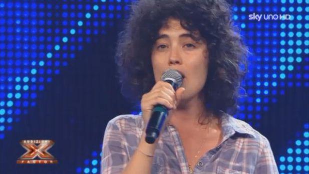 Foto di Mara Sottocornola a X Factor 6