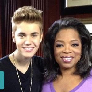 real time tv justin bieber oprah winfrey intervista un ora con justin