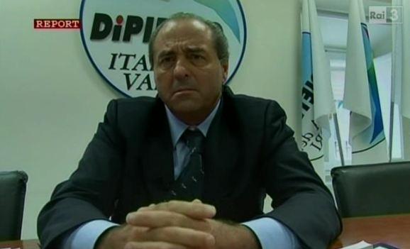 Di PIetro attacca Report