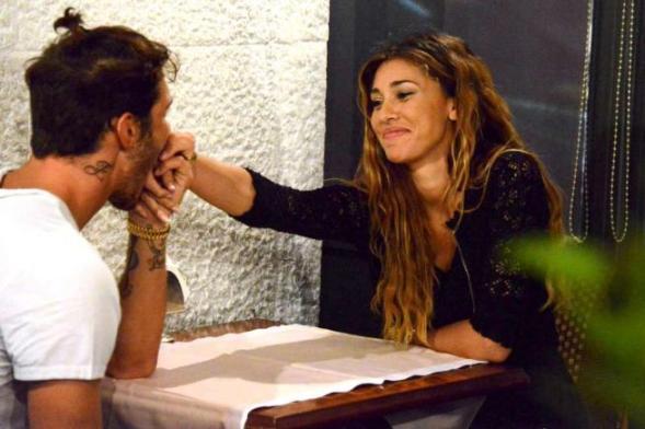 Belen e Stefano si fidanzano ufficialmente