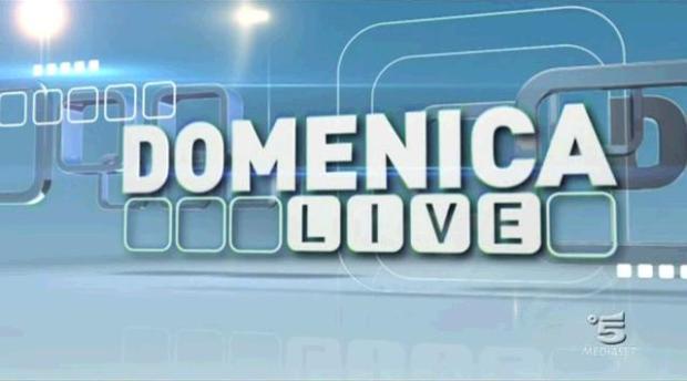 Domenica Live su Canale 5