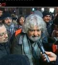 Intervista a Beppe Grillo trasmessa a Ballarò