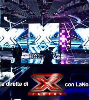 foto x-factor 6 studio