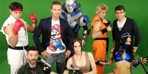 gamerland conduttore cosplay italia2