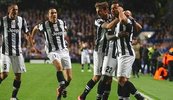 Juventus in coppa