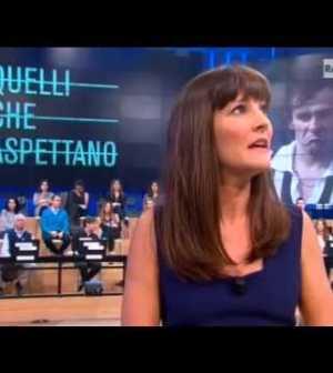 Victoria Cabello a Quelli che il calcio