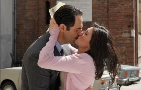 Anna Valle e Neri Marcorè in Questo nostro amore