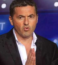 Foto di Teo Mammucari conduttore televisivo