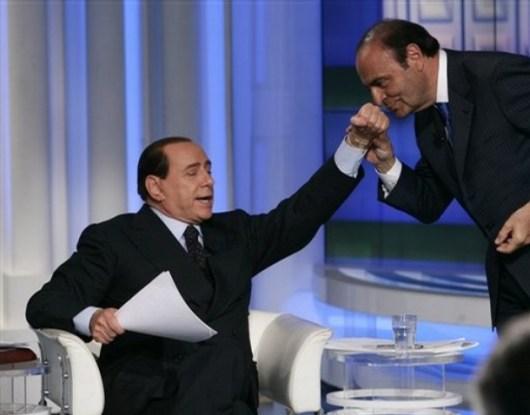 Silvio Berlusconi a Porta a porta: puntata speciale