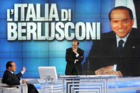 Silvio Berlusconi attacca La7