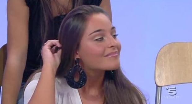 trono rosa spunta il nome di Valentina Falco