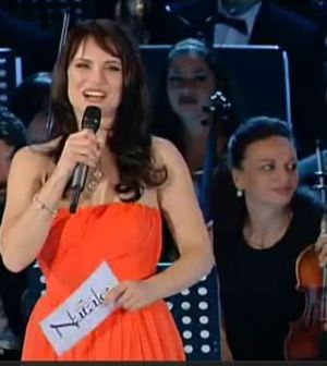 lorena-bianchetti-rai2-concerto di natale