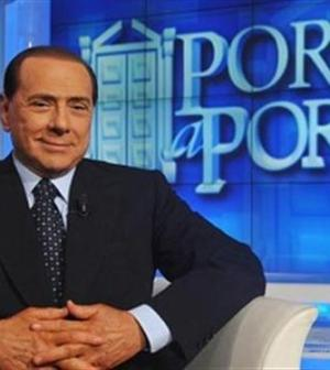 Berlusconi ospite su Raiuno