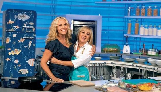 La prova del cuoco Antonella Clerici e Anna Moroni