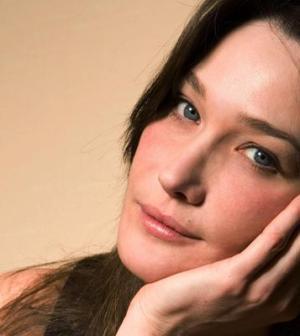 Foto di Carla Bruni nuovo album