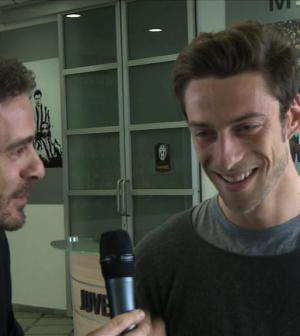 Claudio Marchisio intervista a le iene