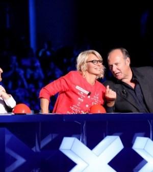 Foto della giuria di Italia's got talent