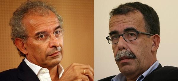 Sandro Ruotolo si candida con Antonio Ingroia: il tweet di gad Lerner