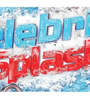 foto del logo di celebrity splash