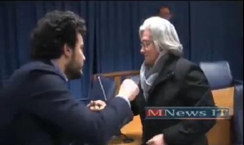 Rosy Bindi: giornalista di Report cacciato dal convegno