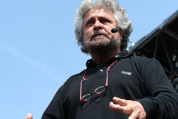 Beppe Grillo sulla tv pubblica