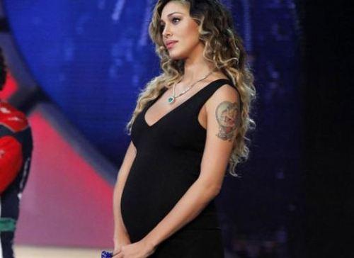 foto di belen rodriguez ad italia's got talent
